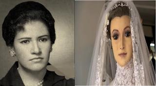 Kisah Tragis dan Mistis Mayat Wanita Cantik Yang di Awetkan dan di Jadikan Patung Manekin