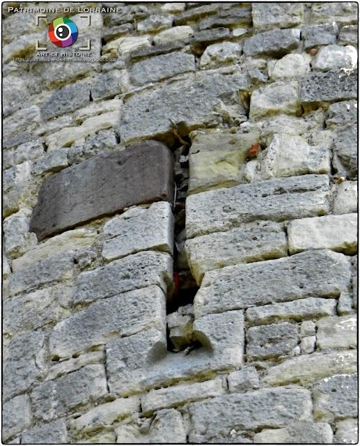 BLAMONT (54) - Château-fort