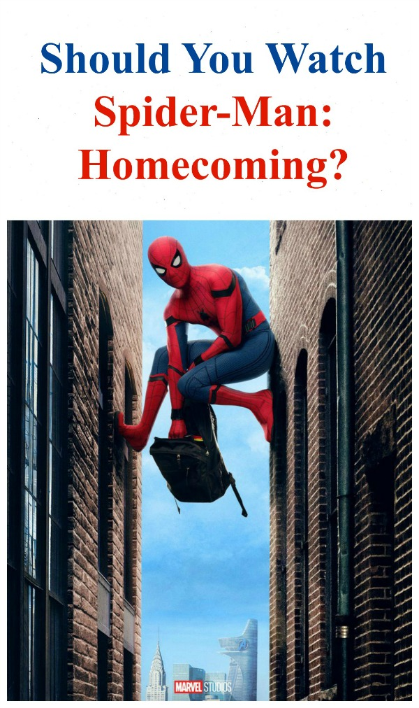 should you watch spider-man homecoming