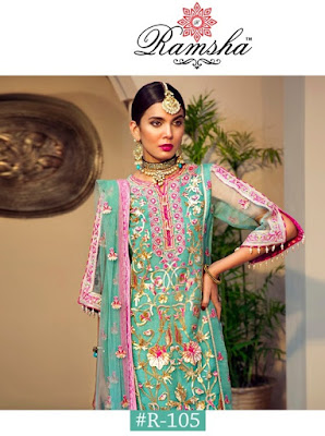 Ramsha Hit New Ramjan Special Pakistani Style Suits 2021