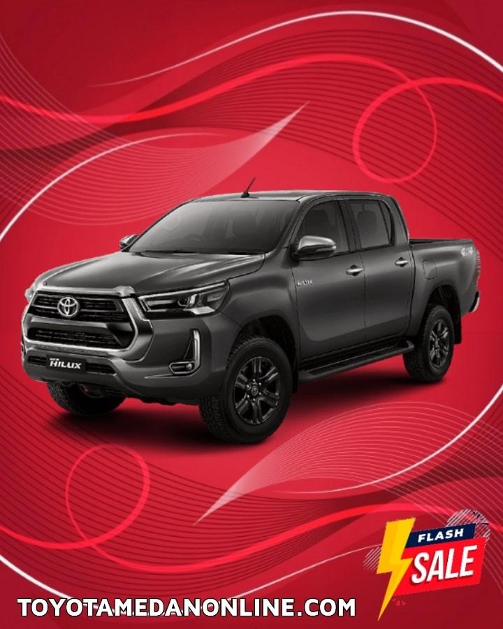 Harga Promo Toyota Hilux SC DC Medan