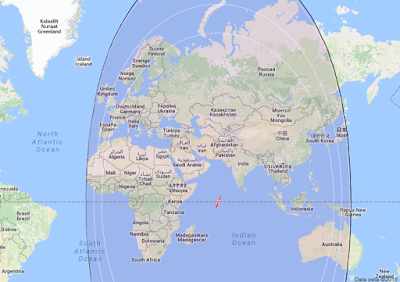 Satelit Intelsat 20 68.5°E CBand