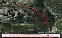 Hike: Carona to Rifugio Laghi Gemelli