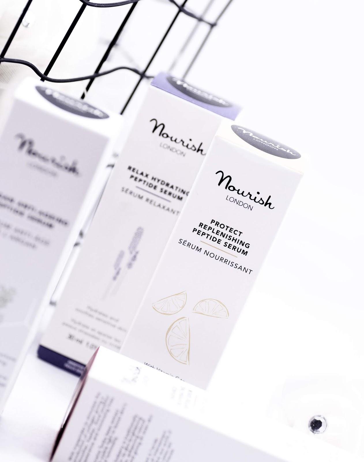 Peptydy, czym są i dlaczego warto ich szukać? Przegląd produktów marki Nourish.