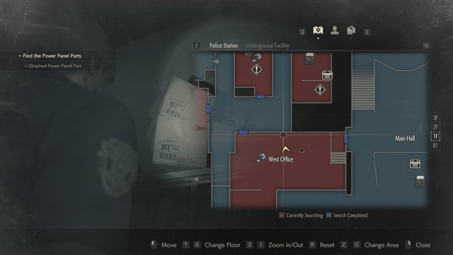 Semua Lokasi Mr. Raccoon Toy di Game Resident Evil 2 Remake