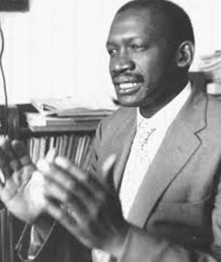 Apartheid political prisoner Robert Mangaliso Sobukwe