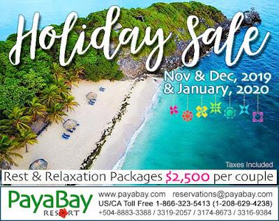 #payabay, #payabayresort, christmas, deals, holiday celebrations, holidays, new year's eve, paya bay resort, specials, thanksgiving,