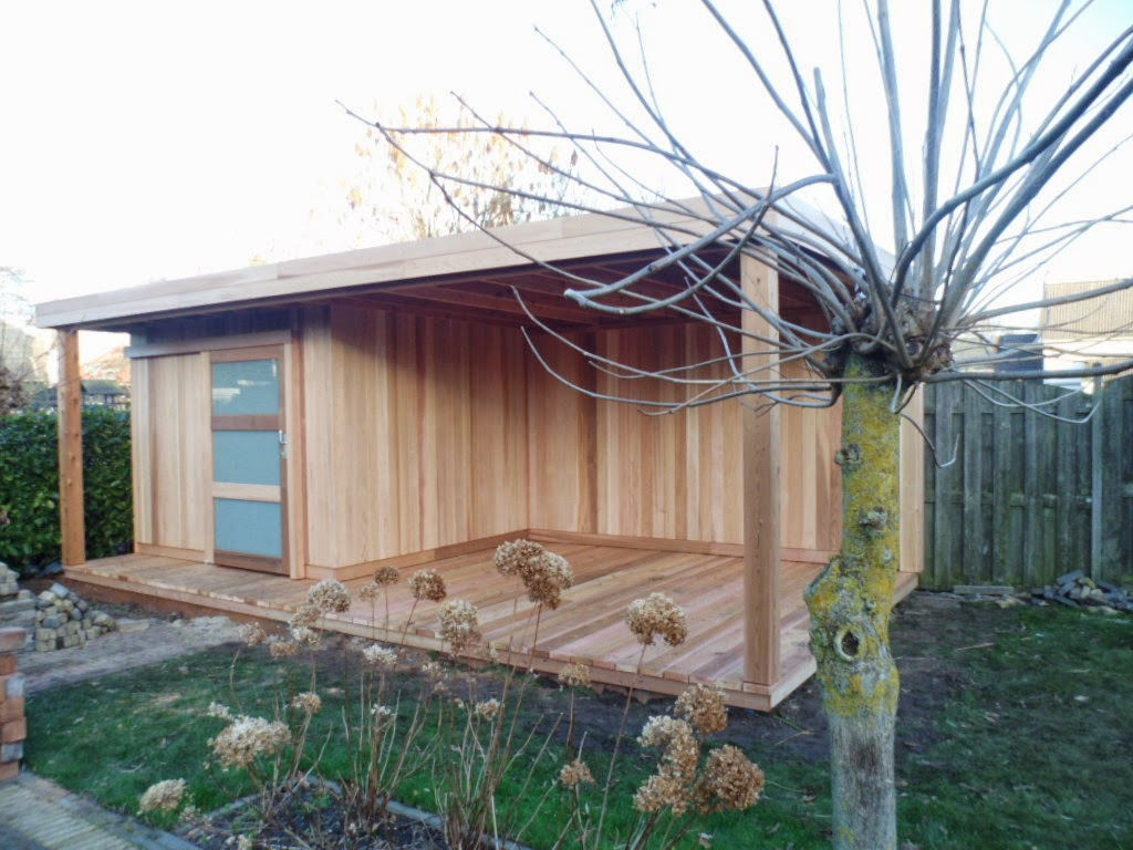 Tuinhuisjes en prieeltjes november 2014 - Modern prieel aluminium ...