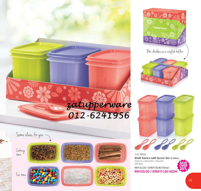 Tupperware Catalogue 13th February - 31st March 2017