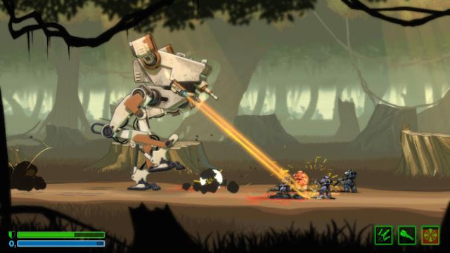 BE-A Walker Free Download PC Game Cracked in Direct Link and Torrent. BE-A Walker – Take control of a huge mech on an alien planet! Shoot and trample the natives, avenge your brother, or forgive his killers? Join the rebels to restore peace on the…