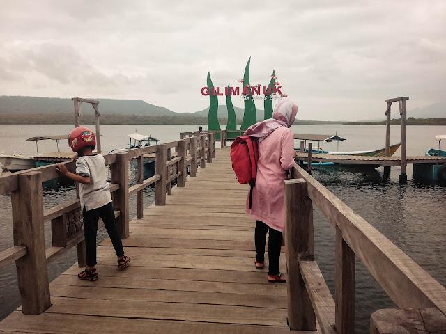 Objek Wisata Teluk Gilimanuk Bali