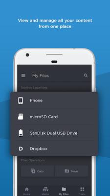 تنزيل SanDisk Memory Zone لـ Android