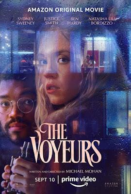The Voyeurs 2021 DVD NTSC Latino