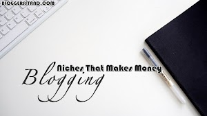 Blogging Niches That Makes Money Explained