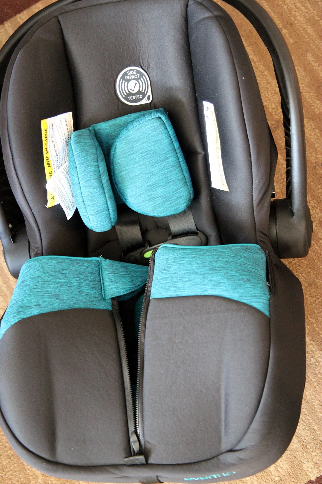 New Car Seat Helps Prevent Car Deaths Of Infants Lille