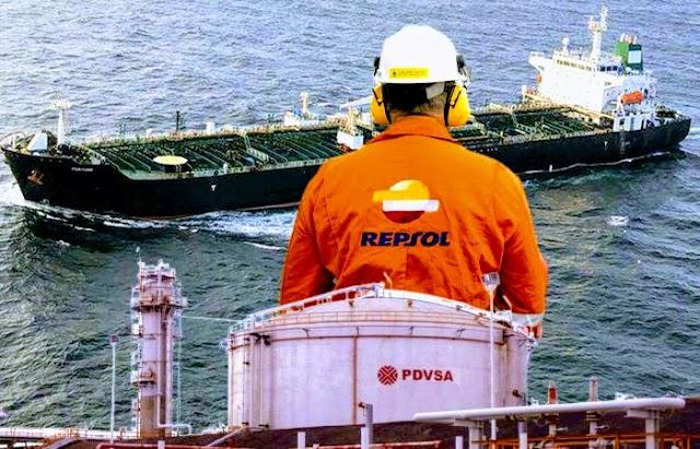 Venezuela suspendió entrega que hacía de crudo a España para saldar deuda con Repsol
