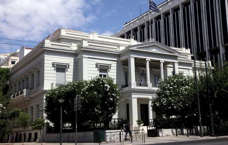 Σεβασμό του διεθνούς δικαίου ζητά η Αθήνα από τον Ερντογάν