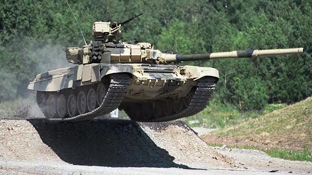 T-90 Bhishma Battle Tank