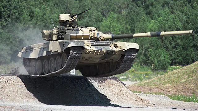 indian army's t-90 deployed in eastern ladakh