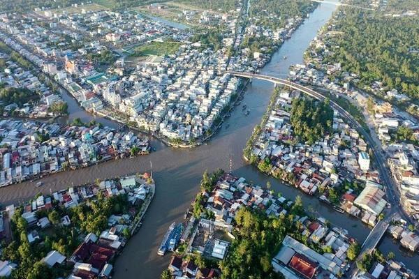 Hậu Giang sắp có 6 khu đô thị sát KCN với diện tích 654ha