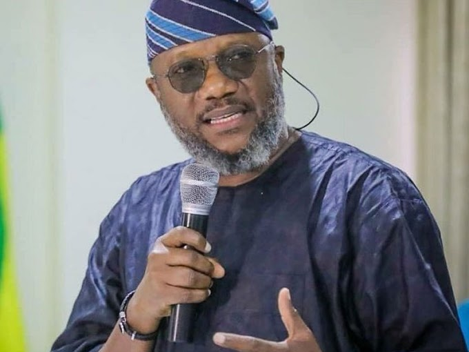 2019: I have a 50-year vision for Ogun – Akinlade