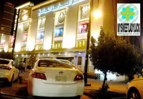 restoran arab