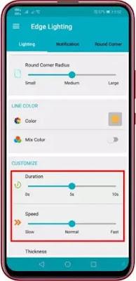 Cara Mendapatkan Fitur Pencahayaan Tepi di Android-5