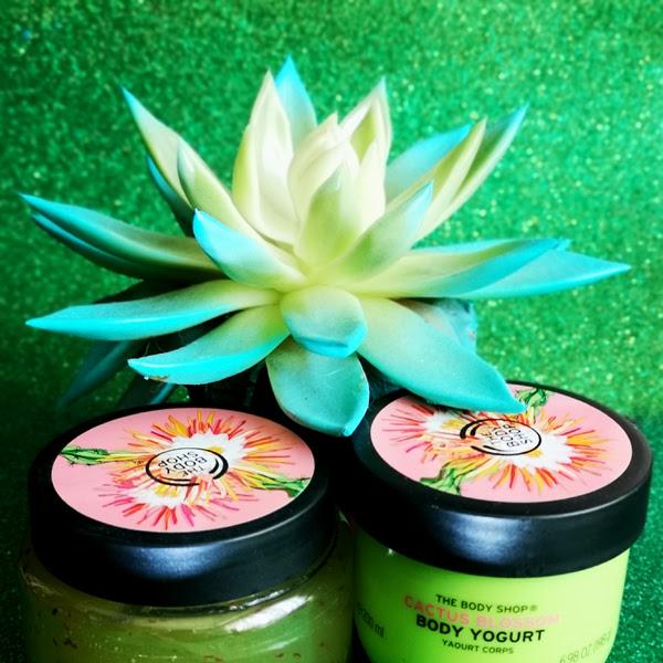 The Body Shop: Cactus Blossom