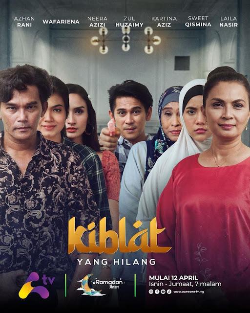 Drama Kiblat Yang Hilang (Awesome TV)