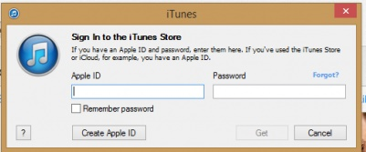 creat account itunes us free