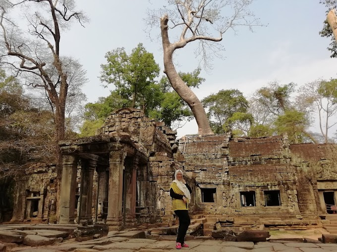 Cambodia : The Begin of Lara Croft
