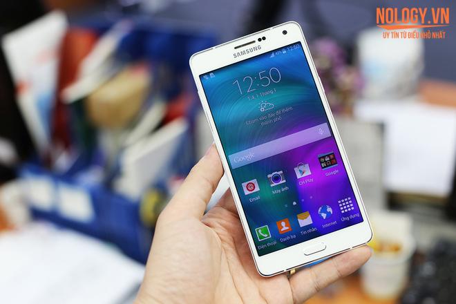 Hình ảnh chiếc Samsung Galaxy A7 tại Nology