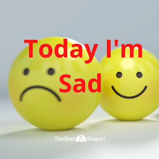 Today I'm So Sad