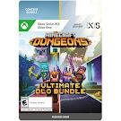 Minecraft Minecraft Dungeons Ultimate DLC Bundle Video Game Item