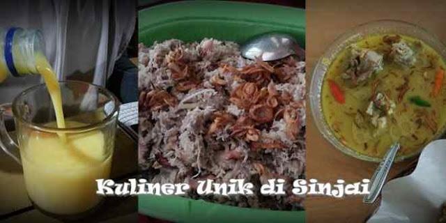 Kuliner Unik di Sinjai Yang Wajib Kamu Cicipi