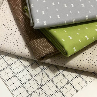ECHO Quilt - Kristy Daum || OLFA Creator - January 2019 #olfacreates #sewing #quilting