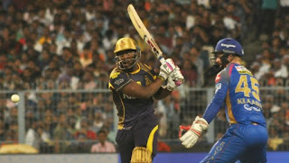 KKR vs RR Eliminator IPL 2018 Highlights