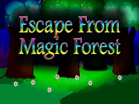 Top10NewGames - Top10 Escape From Magic Forest