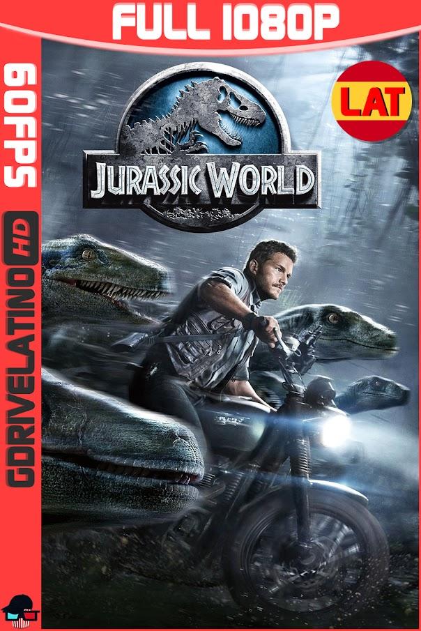 Jurassic World (2015) BDRip 1080p (60fps) Latino-Ingles MKV