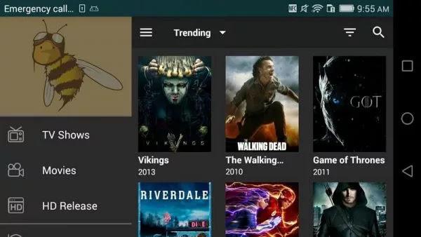 اقوى تطبيق لمشاهدة افلام ومسلسلات في اندرويد
