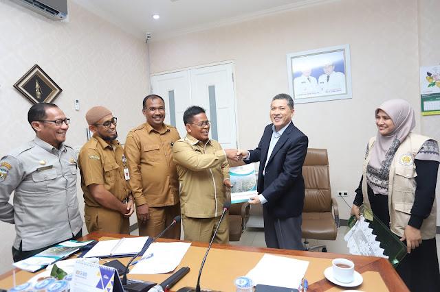 Hasil Riset TDMRC: 50 Tahun Lagi Banda Aceh akan Terendam