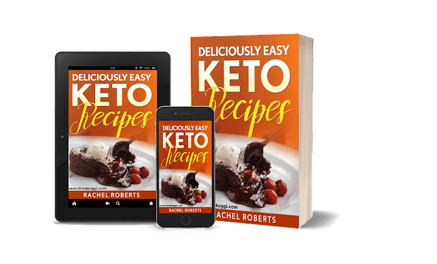 Download Delicious Keto Recipes for free