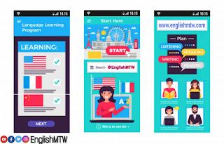 قائمة تضم تطبيقات لا غنى عنا إن كنت فعلا مهتما بتعلم اللغة الإنجليزية أو أي لغة أخرة، حيث يجب تجربتها وأكيد سترى تحسنا واضحا