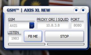 Internet gratis, Axis Hitz terbaru