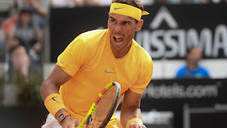 Nadal beats Zverev for 8th Rome title