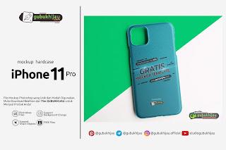 Mockup Case iPhone 11 Pro