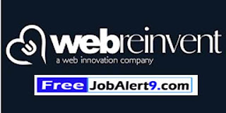 WebReinvent Recruitment 2017 Jobs For Freshers Apply