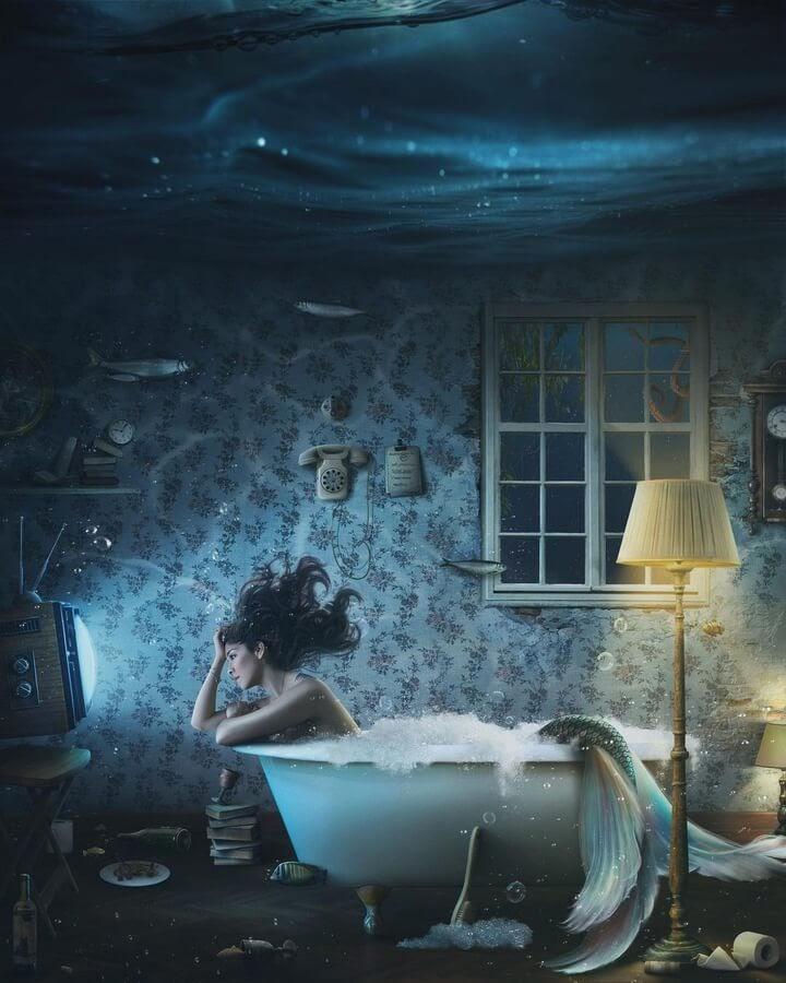 03-Quarantine-mermaid-style-Vanessa-Rivera-www-designstack-co