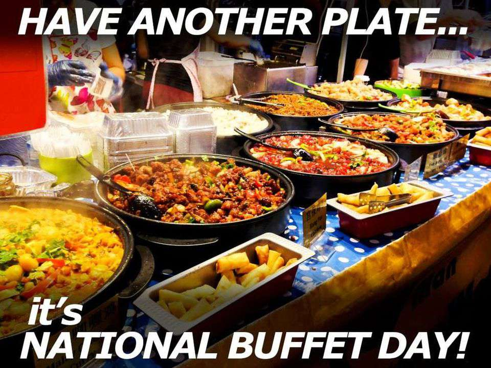 National Buffet Day Wishes pics free download