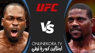 Watch Live UFC Vegas 22: Derek Brunson vs. Kevin Holland